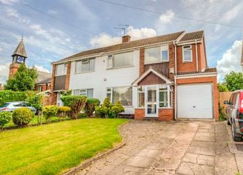 Thumbnail 5 bed semi-detached house for sale in Lewis Road, Radford Semele, Leamington Spa