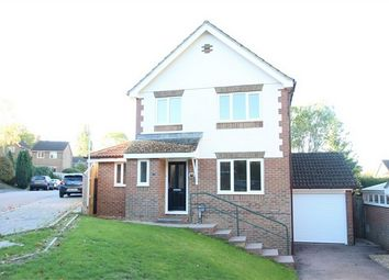 Thumbnail 4 bed detached house for sale in Turner Close, Guildford, Surrey