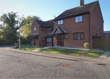 Thumbnail 3 bed detached house for sale in Haggars Mead, Forward Green, Stowmarket