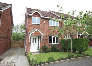 Thumbnail 3 bed semi-detached house for sale in Oakshaw Drive, Norden, Rochdale
