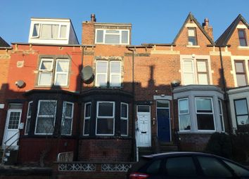 Thumbnail 4 bedroom terraced house to rent in Roundhay Crescent, Leeds