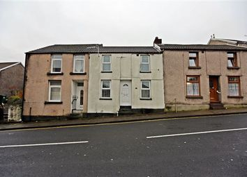 Thumbnail 3 bed terraced house for sale in Llantrisant Road, Graig, Pontypridd
