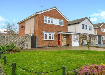 Thumbnail 3 bed detached house for sale in Whitehall Road, Great Wakering, Essex