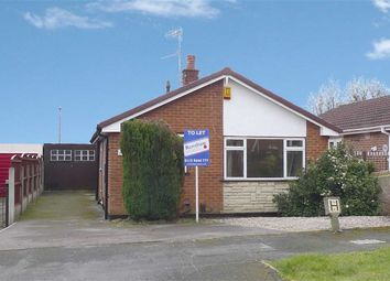 Thumbnail 2 bed detached bungalow to rent in Grenville Drive, Ilkeston, Derbyshire