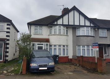Thumbnail 3 bed end terrace house for sale in Fraser Road, Perivale, Greenford
