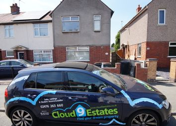 Thumbnail 3 bed semi-detached house to rent in Westbury Road, Nuneaton