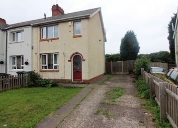Thumbnail 3 bed town house for sale in Thorne Road, Willenhall