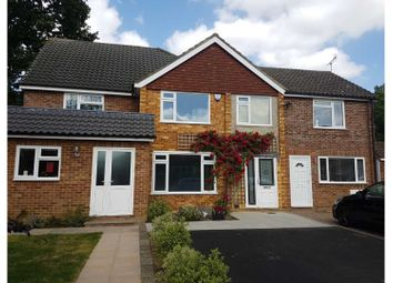 3 bed terraced house for sale in Purcell Road, Crowthorne RG45