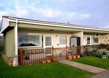 Thumbnail 2 bedroom lodge for sale in Mill Lane, Bacton, Norwich