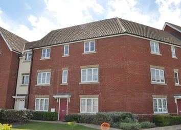 Thumbnail 2 bedroom flat for sale in Sinclair Drive, Ipswich
