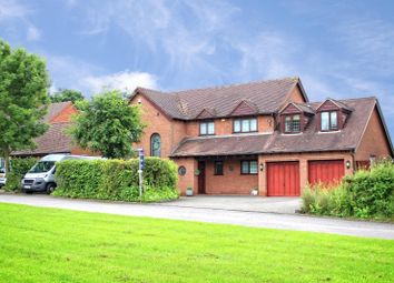 Thumbnail 5 bed detached house for sale in Baxterley, Warwickshire