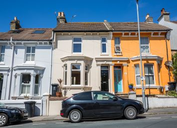 Thumbnail 4 bed terraced house to rent in Sutherland Road, Brighton