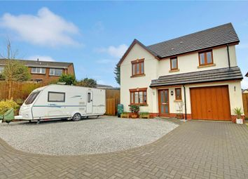 Thumbnail 4 bed detached house for sale in Jubilee Close, Torrington