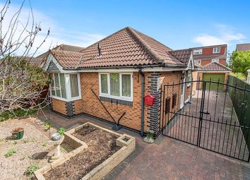 Thumbnail 2 bed semi-detached house for sale in Southfield Road, Holton-Le-Clay, Grimsby
