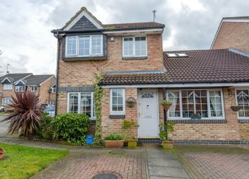 Thumbnail 3 bed semi-detached house for sale in Robeson Way, Borehamwood