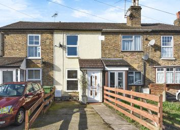 Thumbnail 2 bed terraced house for sale in Albert Road, Romford