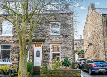 Thumbnail 3 bed end terrace house for sale in St Annes Road, Skircoat Green, Halifax