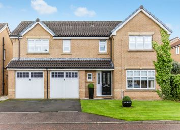 Thumbnail 5 bed detached house for sale in Craigallan Park, Bo'ness