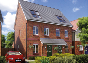 Thumbnail 3 bed semi-detached house for sale in The Stamford, Queen Mary Way, Off Long Lane, Liverpool