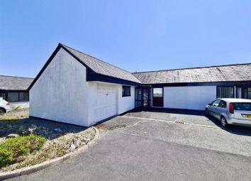 Thumbnail 2 bed semi-detached bungalow for sale in Gorseddfa, Criccieth