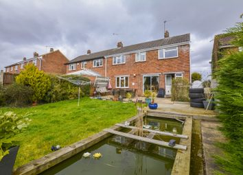 Thumbnail 3 bed semi-detached house for sale in Perrycroft, Windsor
