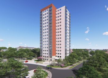 Thumbnail 2 bed flat for sale in Wheatley Court, Halifax, West Yorkshire