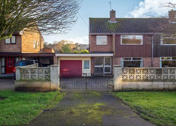 Thumbnail 3 bed semi-detached house for sale in Coach Drive, Eastwood, Nottingham