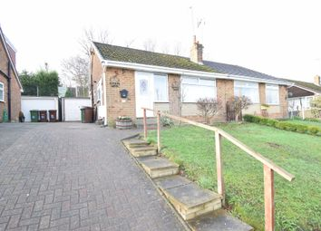 Thumbnail 2 bedroom semi-detached bungalow to rent in Cherry Tree Crescent, Walton, Wakefield