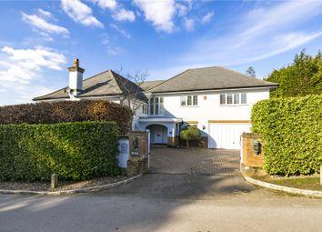 Eaton Park Road, Cobham, Surrey KT11. 5 bed detached house for sale