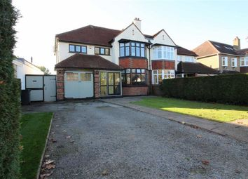 Thumbnail 4 bed semi-detached house for sale in Wickham Way, Park Langley, Beckenham