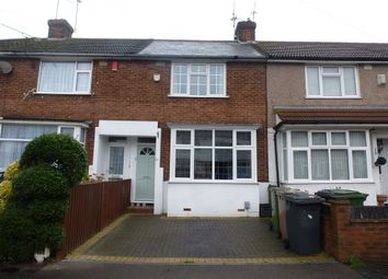 Thumbnail 2 bed terraced house for sale in Chesford Road, Luton