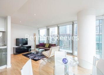 Thumbnail 2 bed flat to rent in Landmark West, Marsh Wall