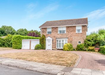 Thumbnail 4 bedroom detached house for sale in Friary Way, Canterbury