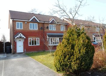 Thumbnail 3 bedroom property to rent in St Margarets Close, Ingol, Preston