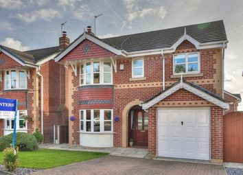 Thumbnail 4 bed detached house for sale in Stott Street, Hurstead, Rochdale