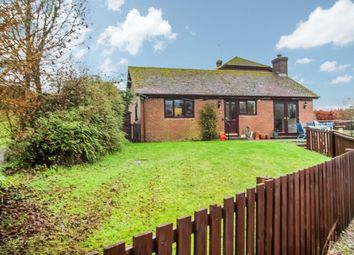 Thumbnail 1 bed bungalow to rent in Cadley Road, Collingbourne Ducis, Marlborough