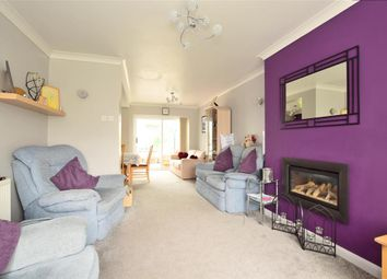 Thumbnail 4 bed semi-detached house for sale in Medway Close, Worthing, West Sussex