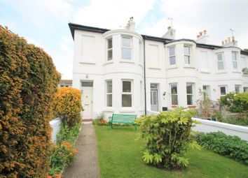 Thumbnail 3 bed end terrace house for sale in Hebe Road, Shoreham-By-Sea