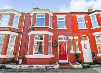 Thumbnail 3 bed terraced house for sale in Freshfield Road, Liverpool