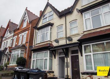 Thumbnail 1 bed flat to rent in Cecil Road, Erdington, Birmingham