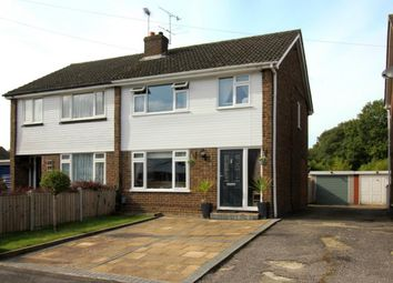 Thumbnail Semi-detached house for sale in Green Way, Aldershot