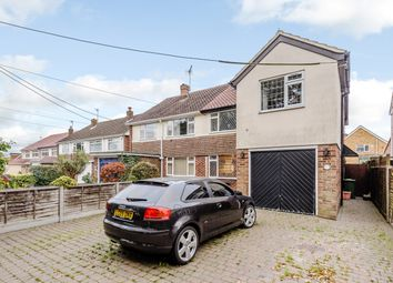 Thumbnail 4 bed semi-detached house for sale in Wiggins Lane, Billericay, Essex