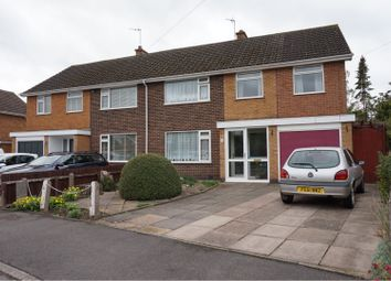 Thumbnail 4 bed semi-detached house for sale in Breachfield Road, Barrow Upon Soar