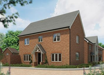 "Thumbnail 3 bed detached house for sale in ""The Spruce"" at Haughton Road, Shifnal"