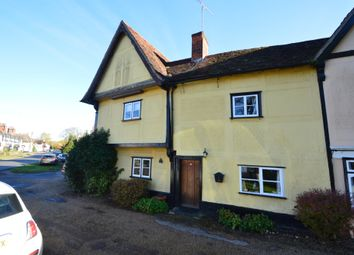 Thumbnail 2 bed end terrace house for sale in Monks Rest, The Street, Stoke By Clare, Suffolk