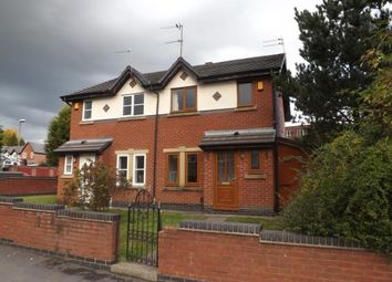 Thumbnail 3 bed semi-detached house for sale in Siddow Common, Leigh, Greater Manchester