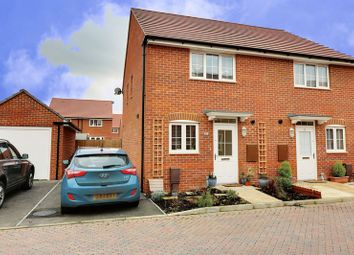 Thumbnail 2 bed semi-detached house for sale in Daffodil Way, Denvilles, Havant