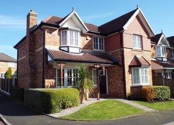 Thumbnail 4 bedroom detached house for sale in Newbeck Close, Horwich, Bolton, Greater Manchester