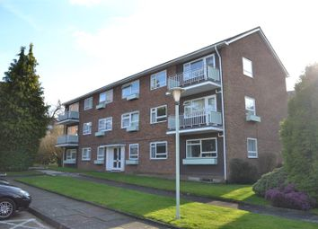 Thumbnail 2 bed flat for sale in Meadow Court, Rosebank, Epsom