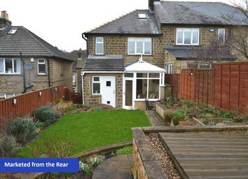 Thumbnail 2 bed semi-detached house for sale in Ladyhouse Lane, Berry Brow, Huddersfield